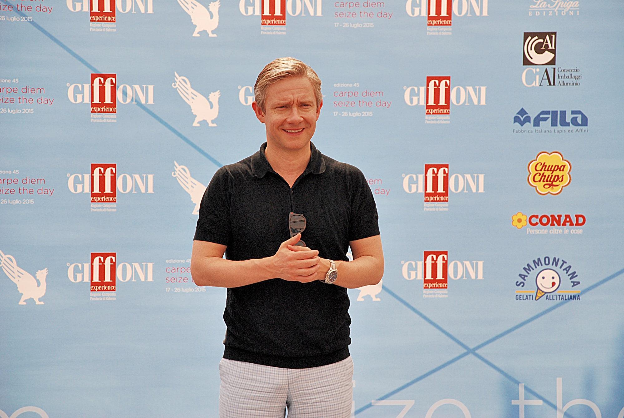 Мартину Фриману — 49. Кто еще из актеров родился 8 сентября