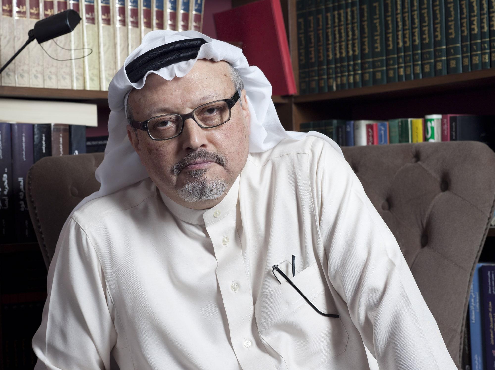Вышел трейлер фильма «Диссидент» об убийстве журналиста Джамаля Хашогги