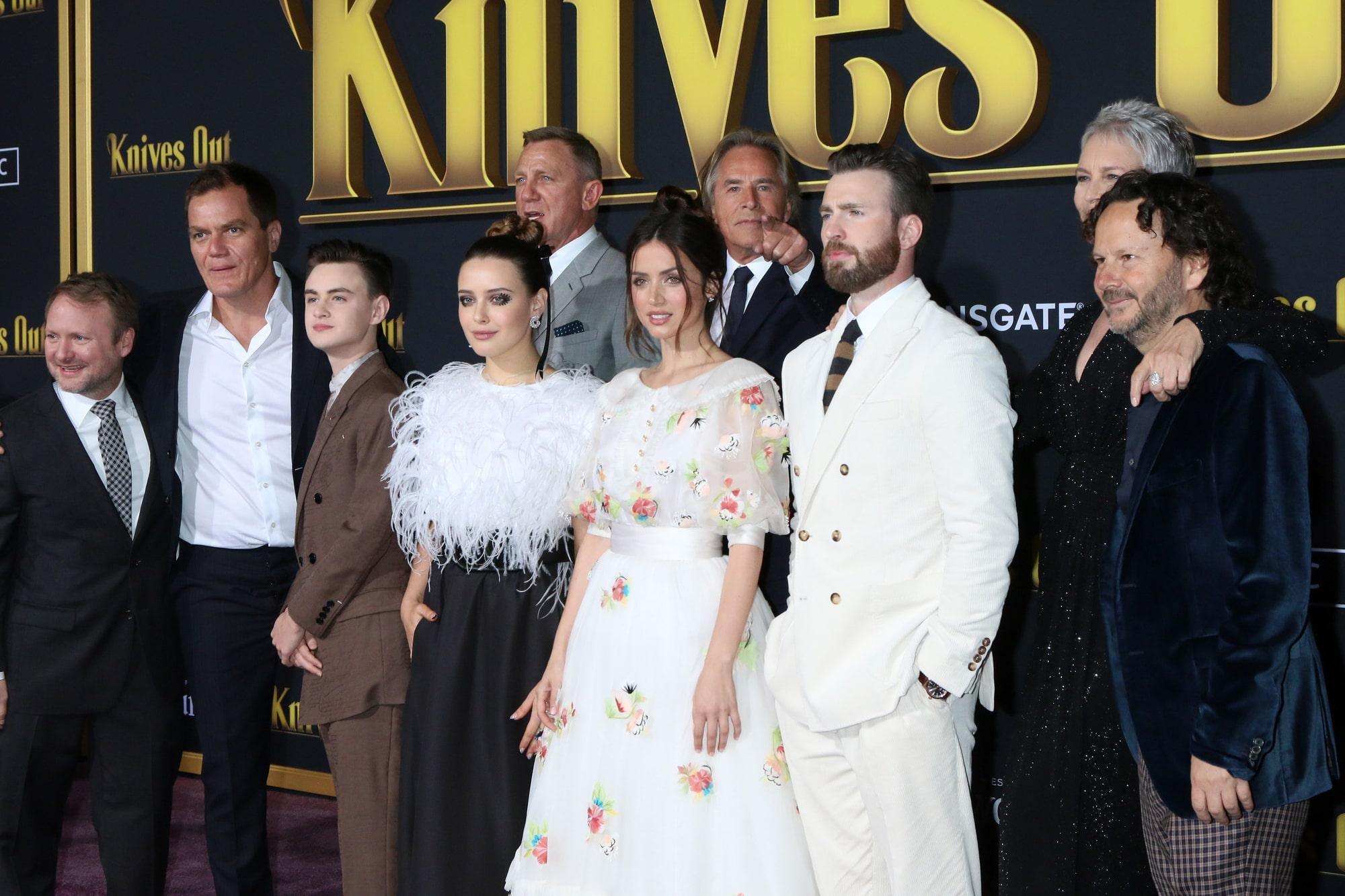 Режиссер фильма «Достать ножи» Райан Джонсон работает над новым проектом