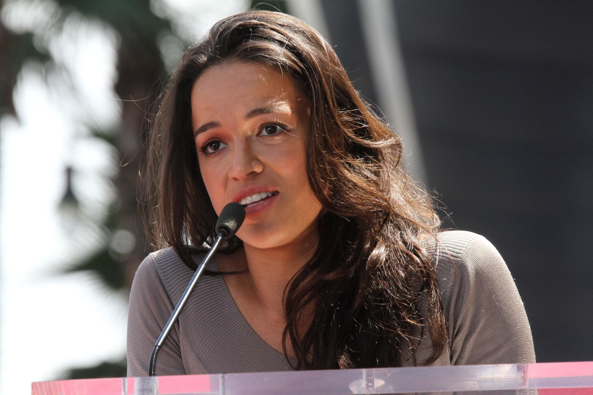 Мишель Родригес подтвердила, что герои фильма «Форсаж 9» отправятся в космос