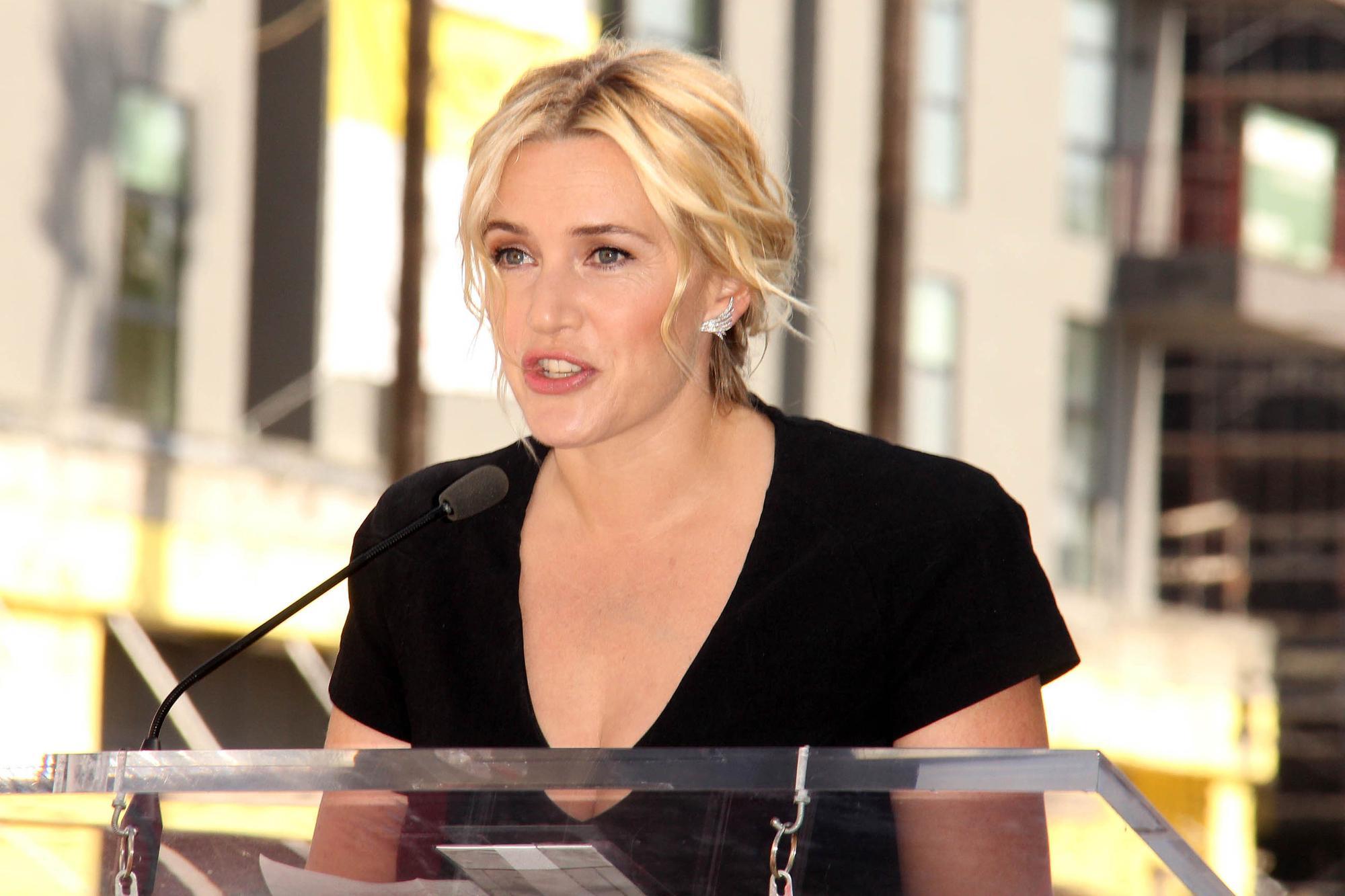 Кейт Уинслет рассказала, что жалеет о работе с Вуди Алленом и Романом Полански