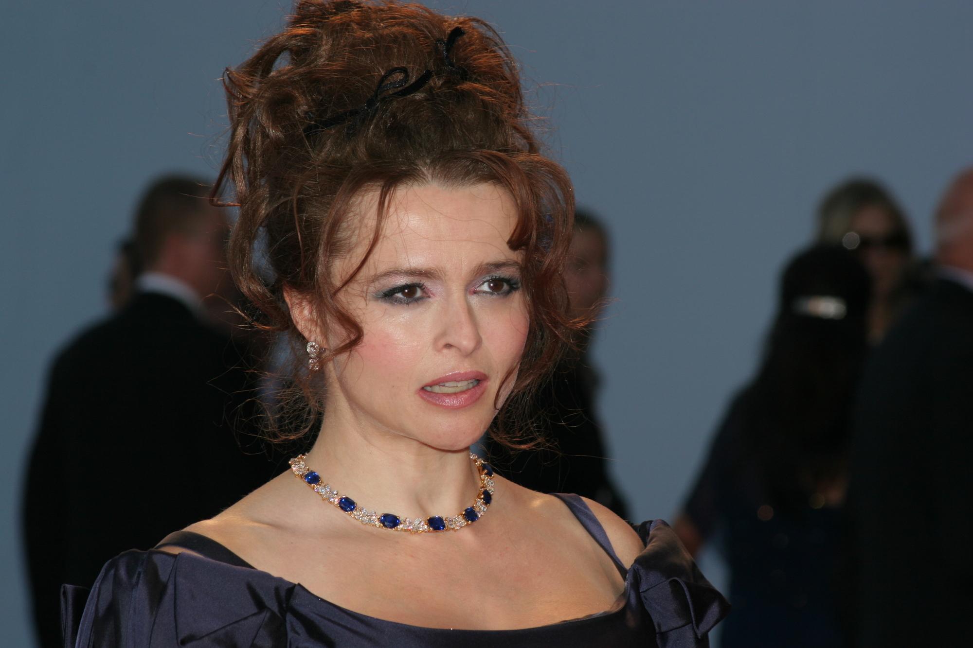Хелене Бонем Картер понравилось сниматься в фильме «Энола Холмс»