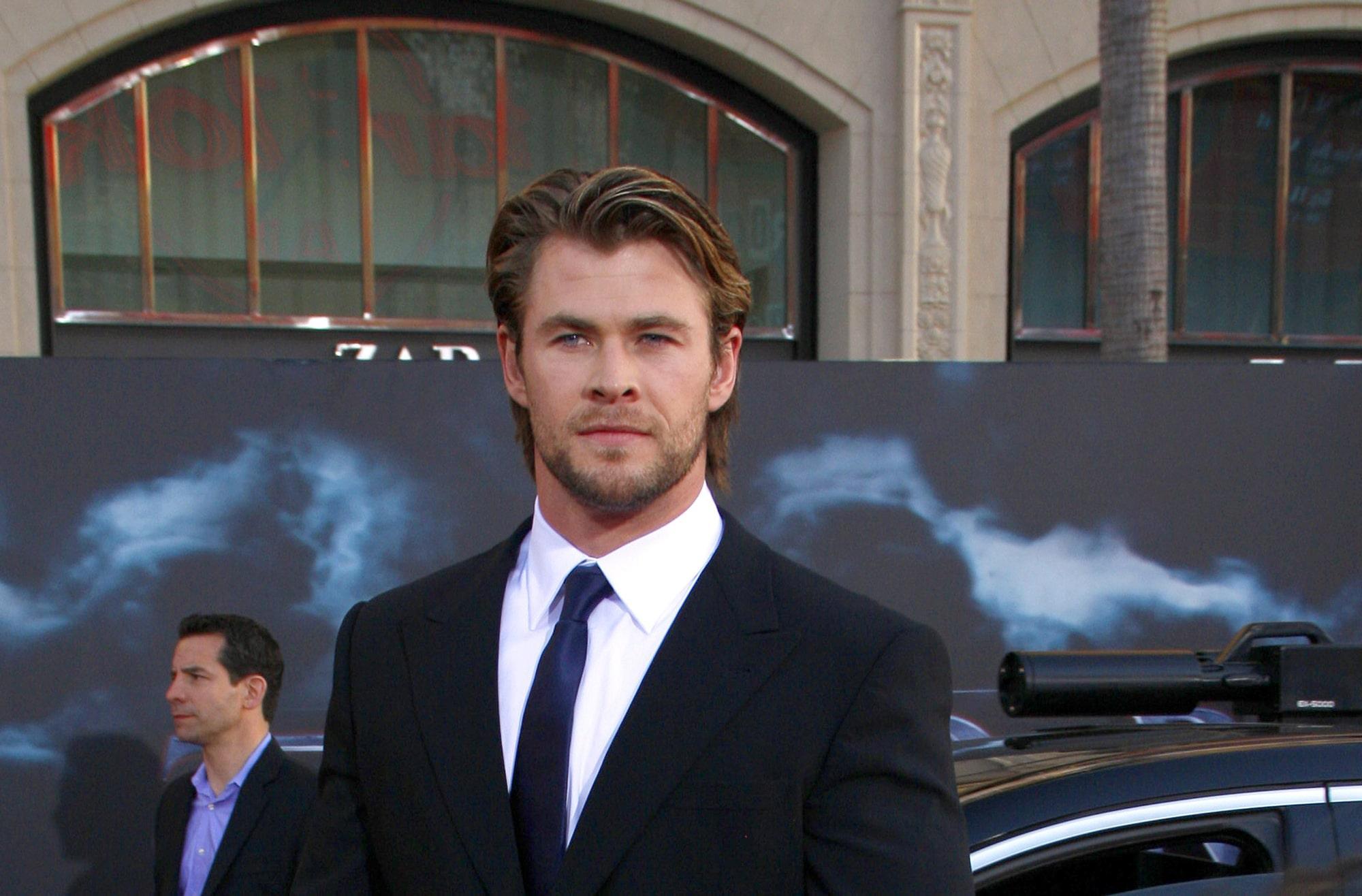 Крис Хемсворт не готов проститься с ролью Тора в Marvel