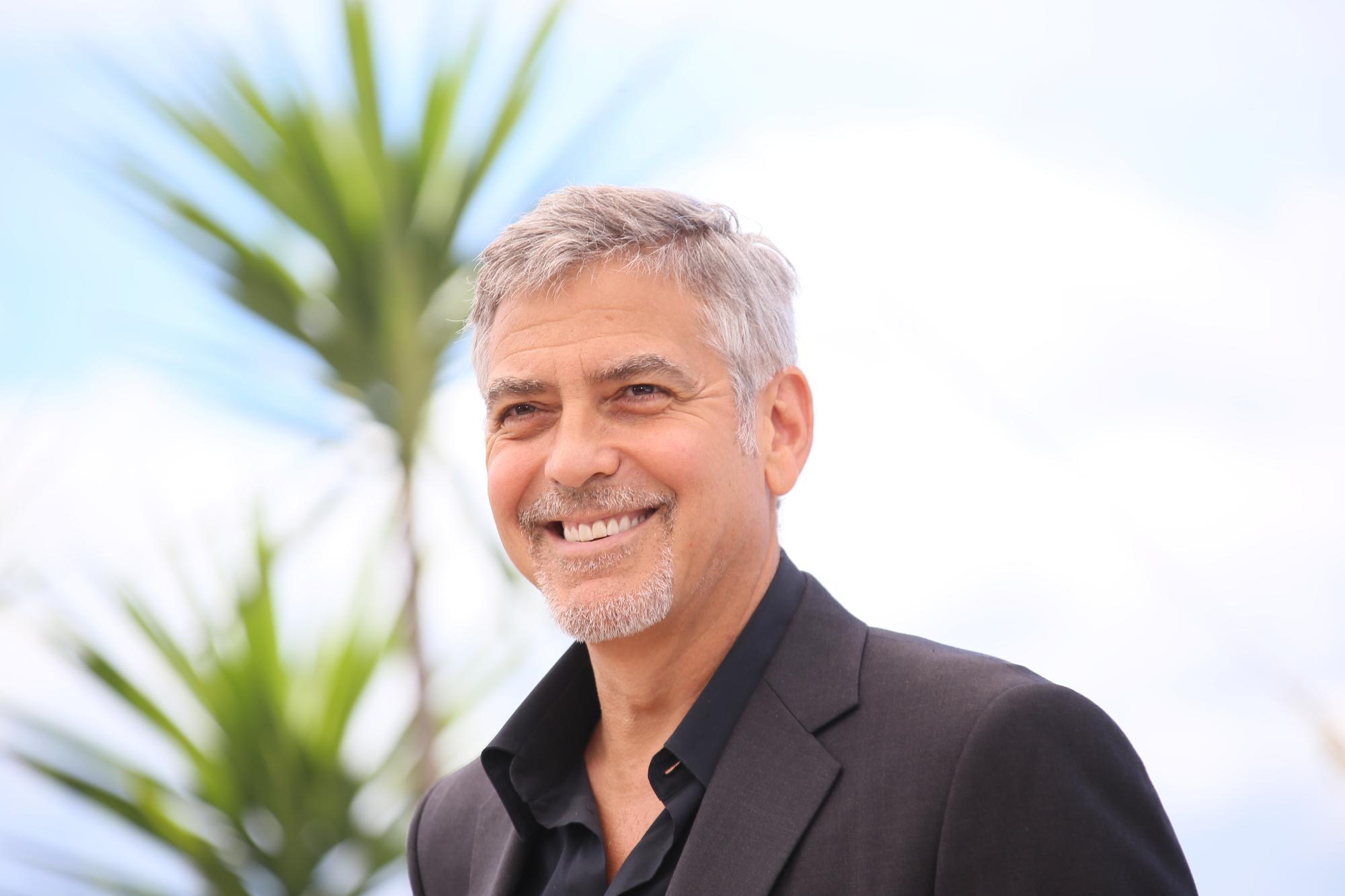 Джордж Клуни рассказал про свой новый фильм «Полночное небо»