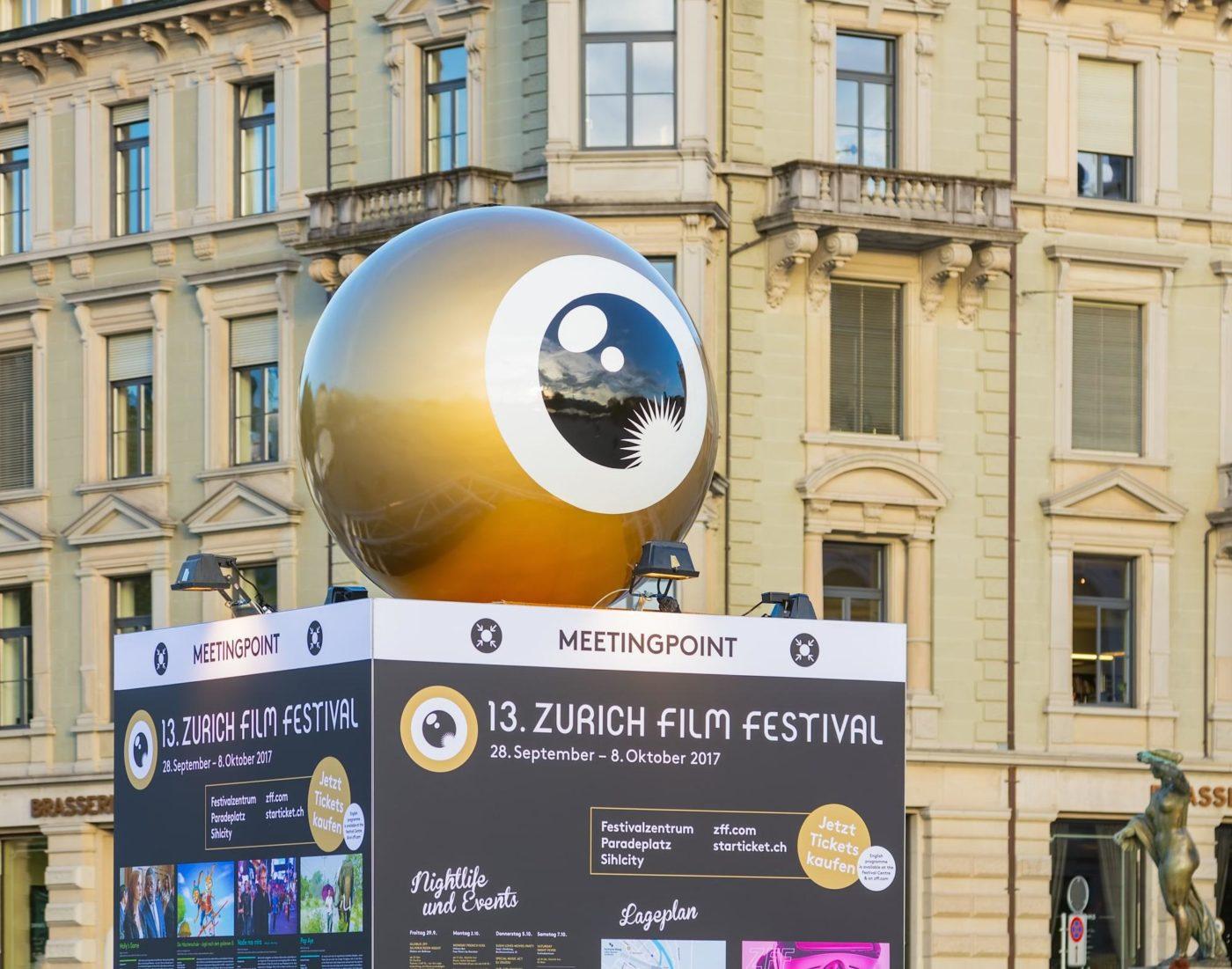Кинофестиваль в Цюрихе