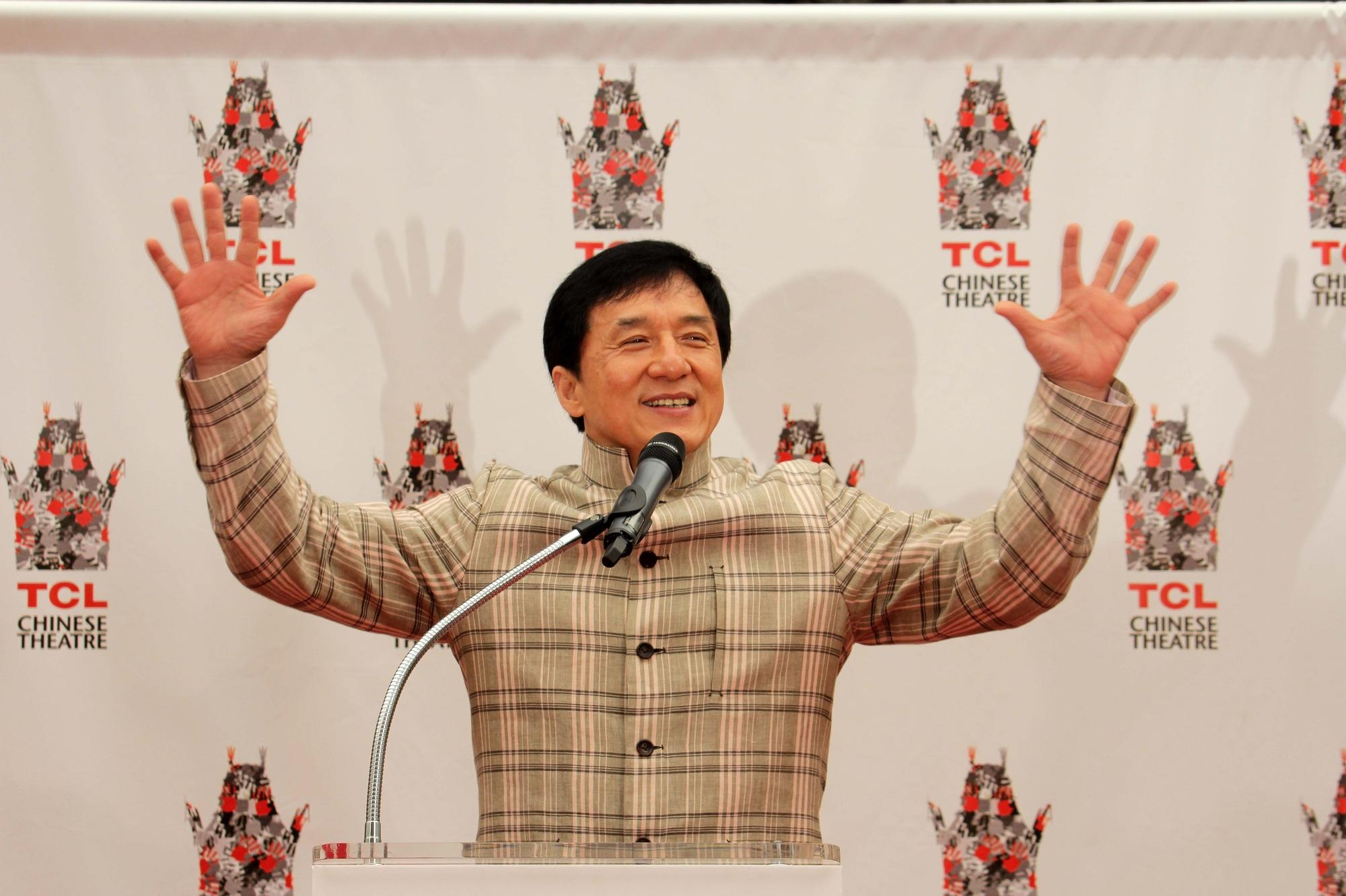 Джеки Чан рассказал, почему больше не хочет сниматься в боевиках