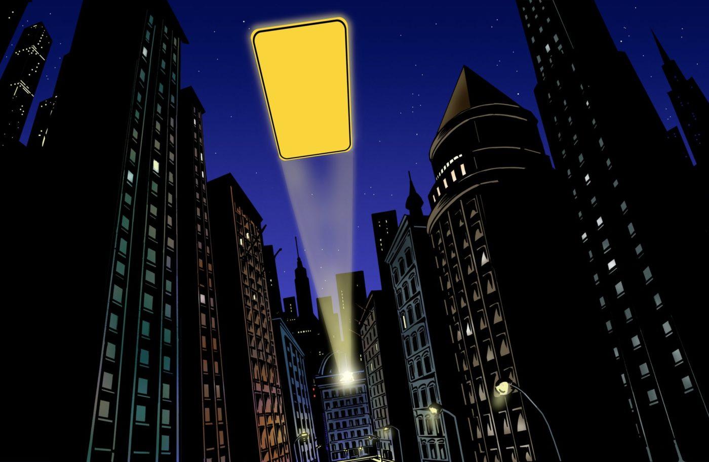 Знак Бэтмэна