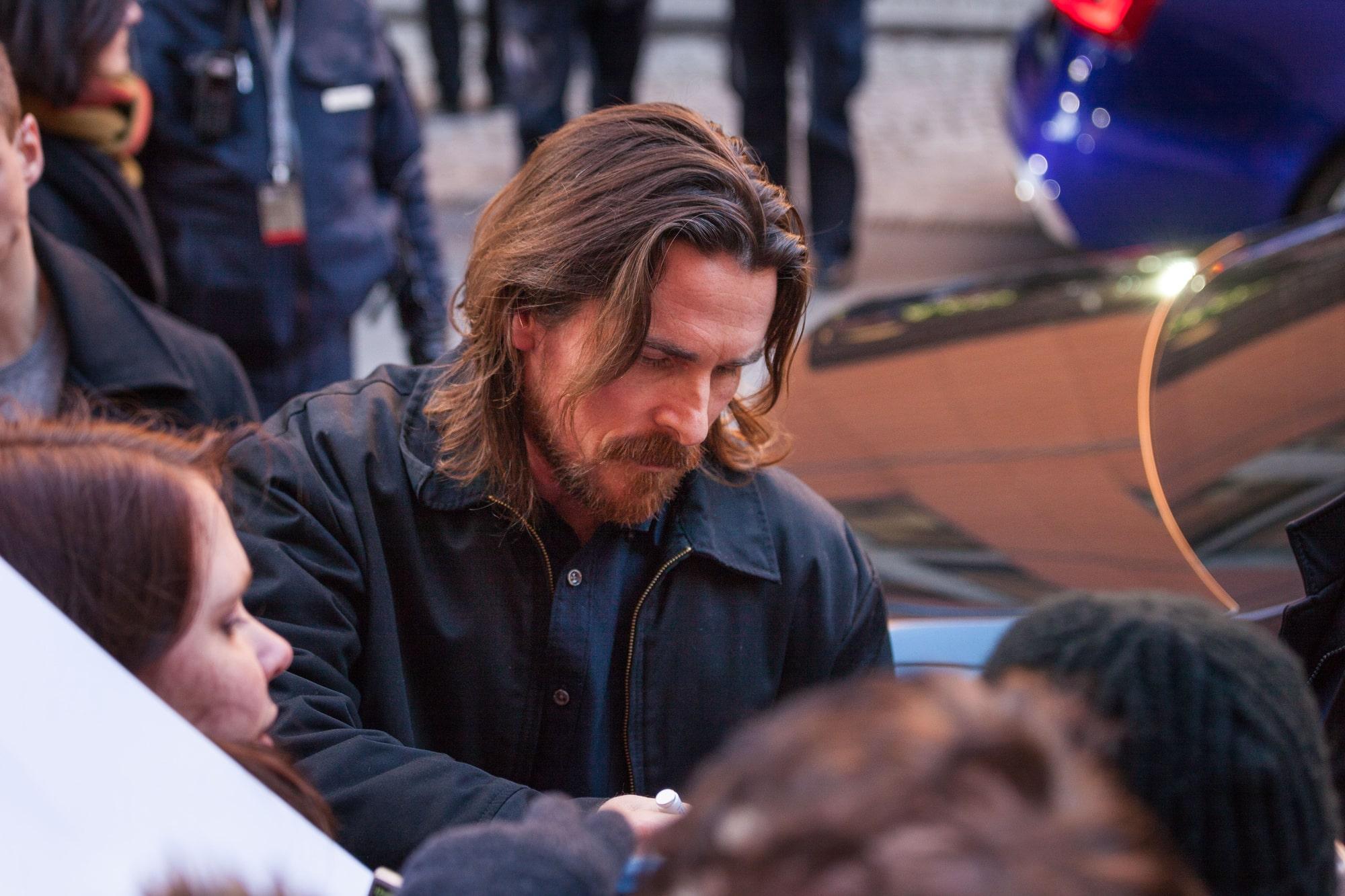 Кристиан Бэйл прибыл в Австралию на съемки фильма Тайки Вайтити «Тор: Любовь и гром»