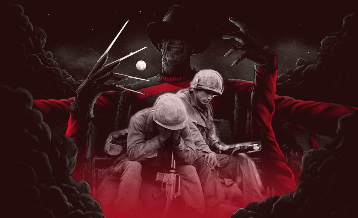 Постер фильма «Кошмар на улице Вязов»