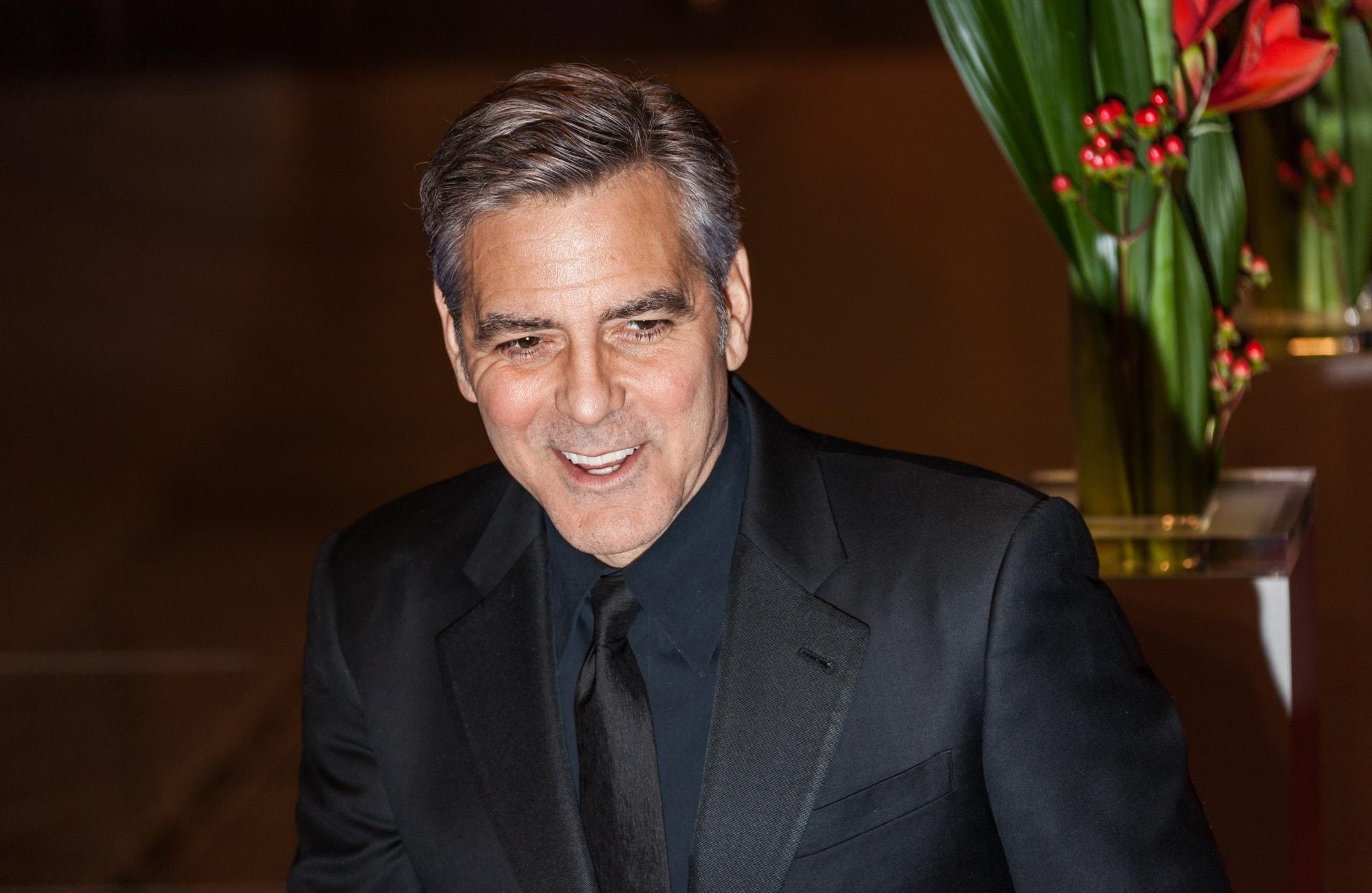 Джордж Клуни рассказал, почему дал друзьям по миллиону долларов