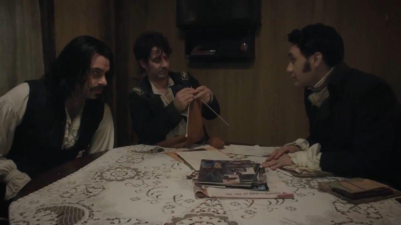 Фильм Тайки Вайтити «Реальные упыри»