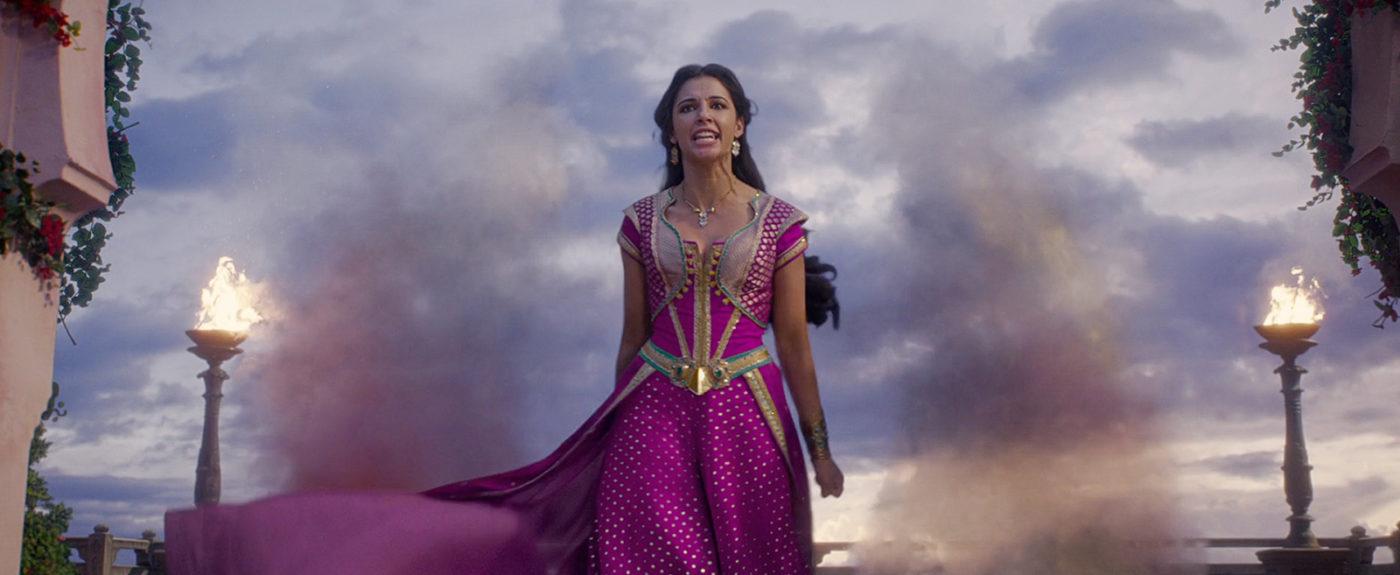 Жасмин из фильма «Аладдин»