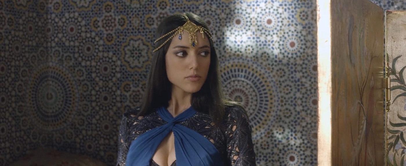 Жасмин из фильма «Новые приключения Аладдина»