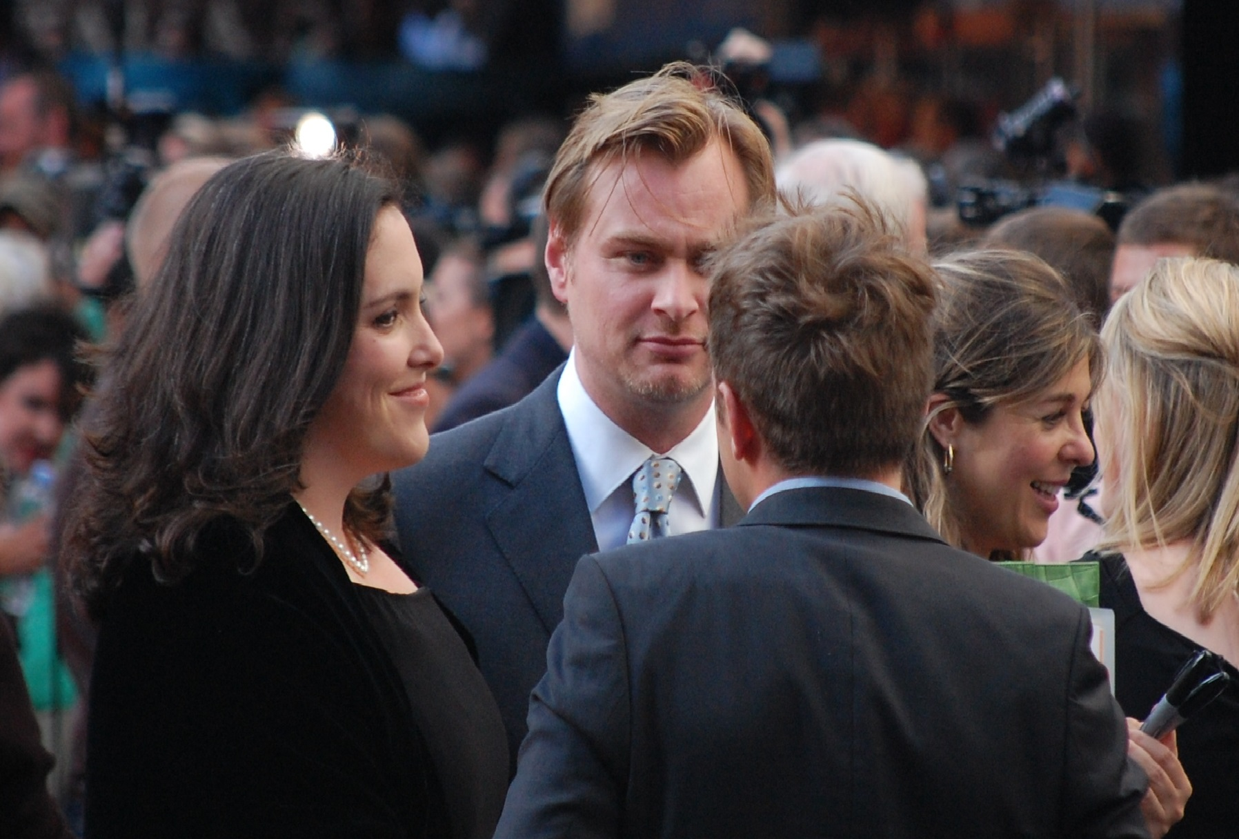 Режиссер фильма «Шазам» высмеял проблемы со звуком в «Доводе» Кристофера Нолана