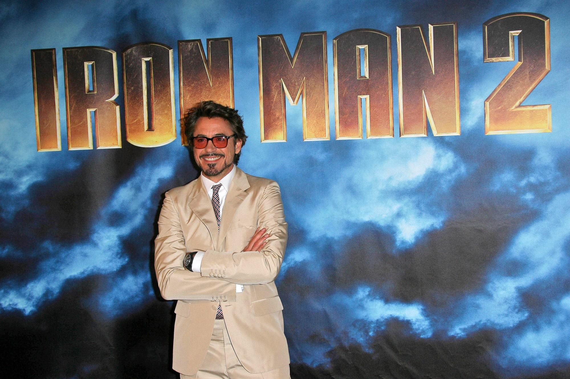 Роберт Дауни — младший признался, что роль Железного человека была для него сложной