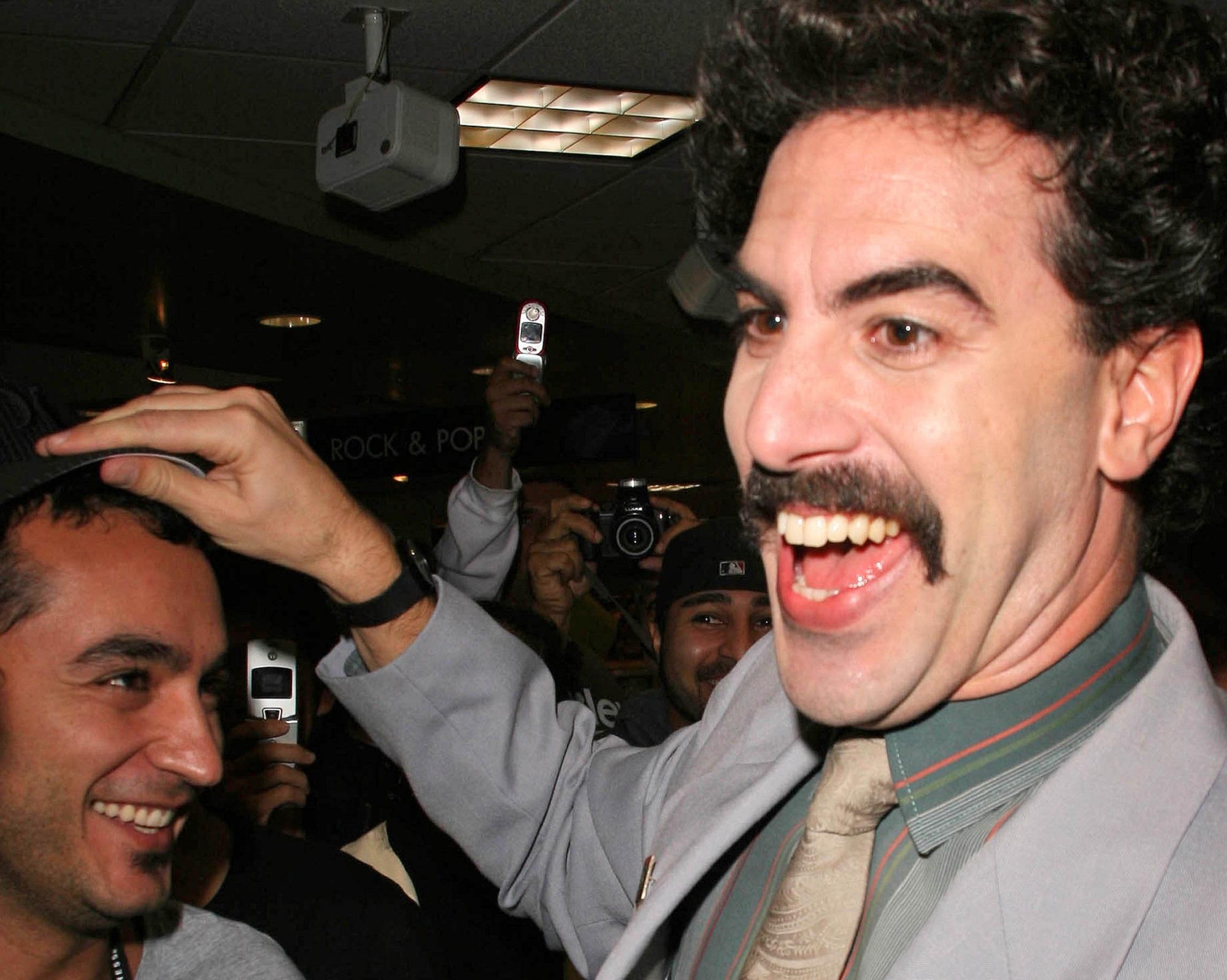Режиссер «Бората 2» Джейсон Уолинер изначально не верил в успех картины