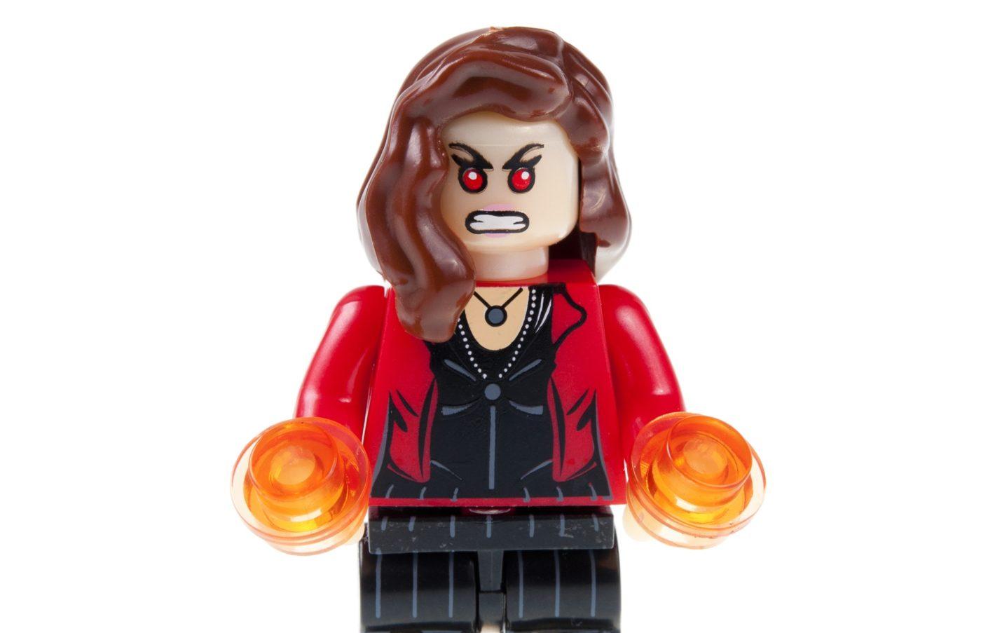 Ванда из Marvel