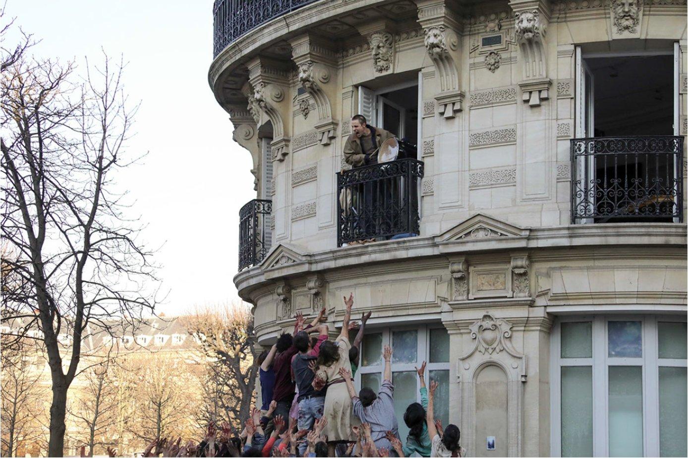 «Париж. Город Zомби»