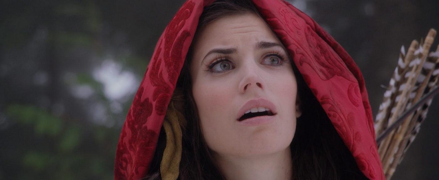 Красная шапочка из сериала «Однажды в сказке»