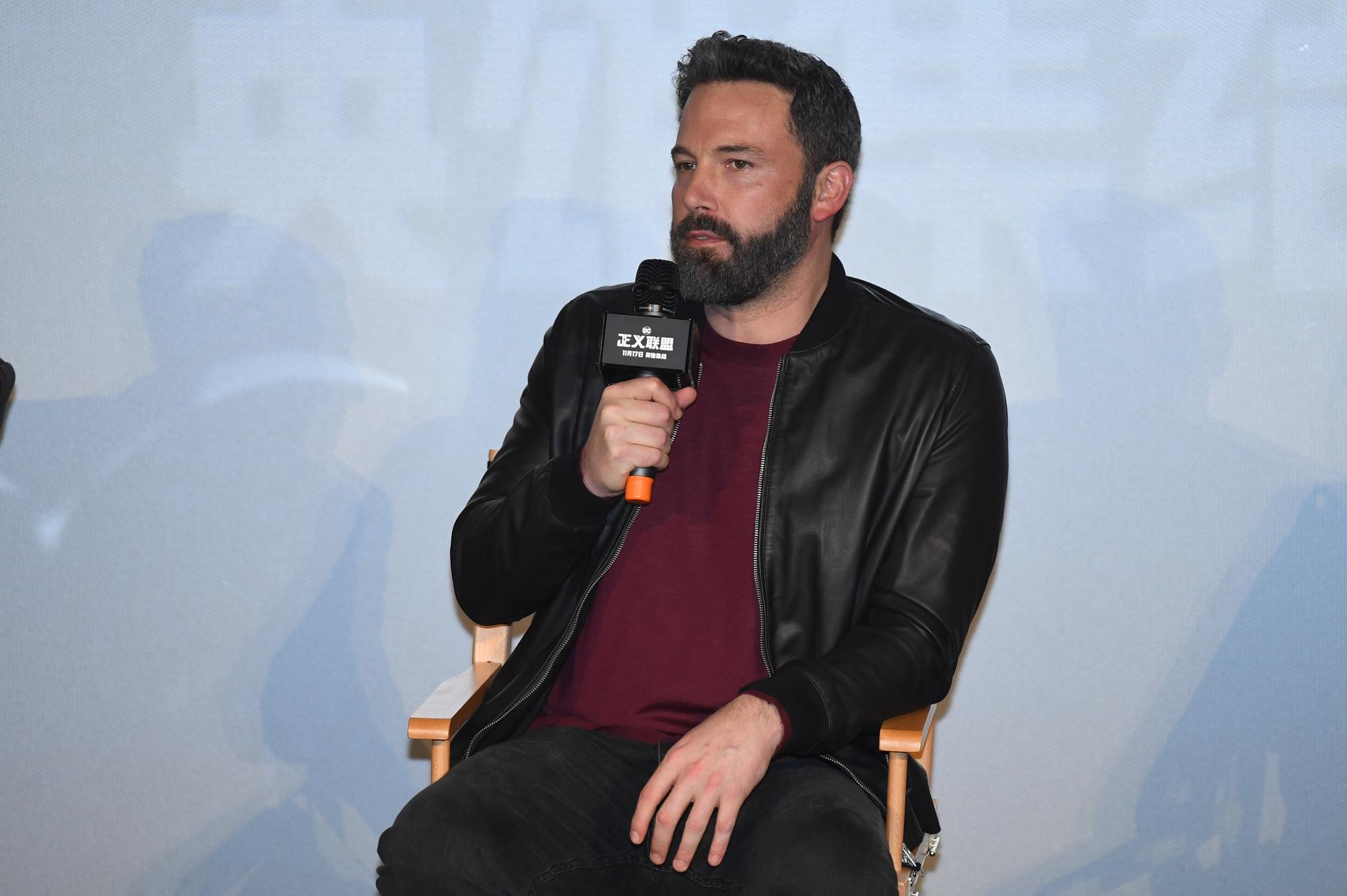Бен Аффлек рассказал о том, как ему пришлось заново завоевывать киноиндустрию