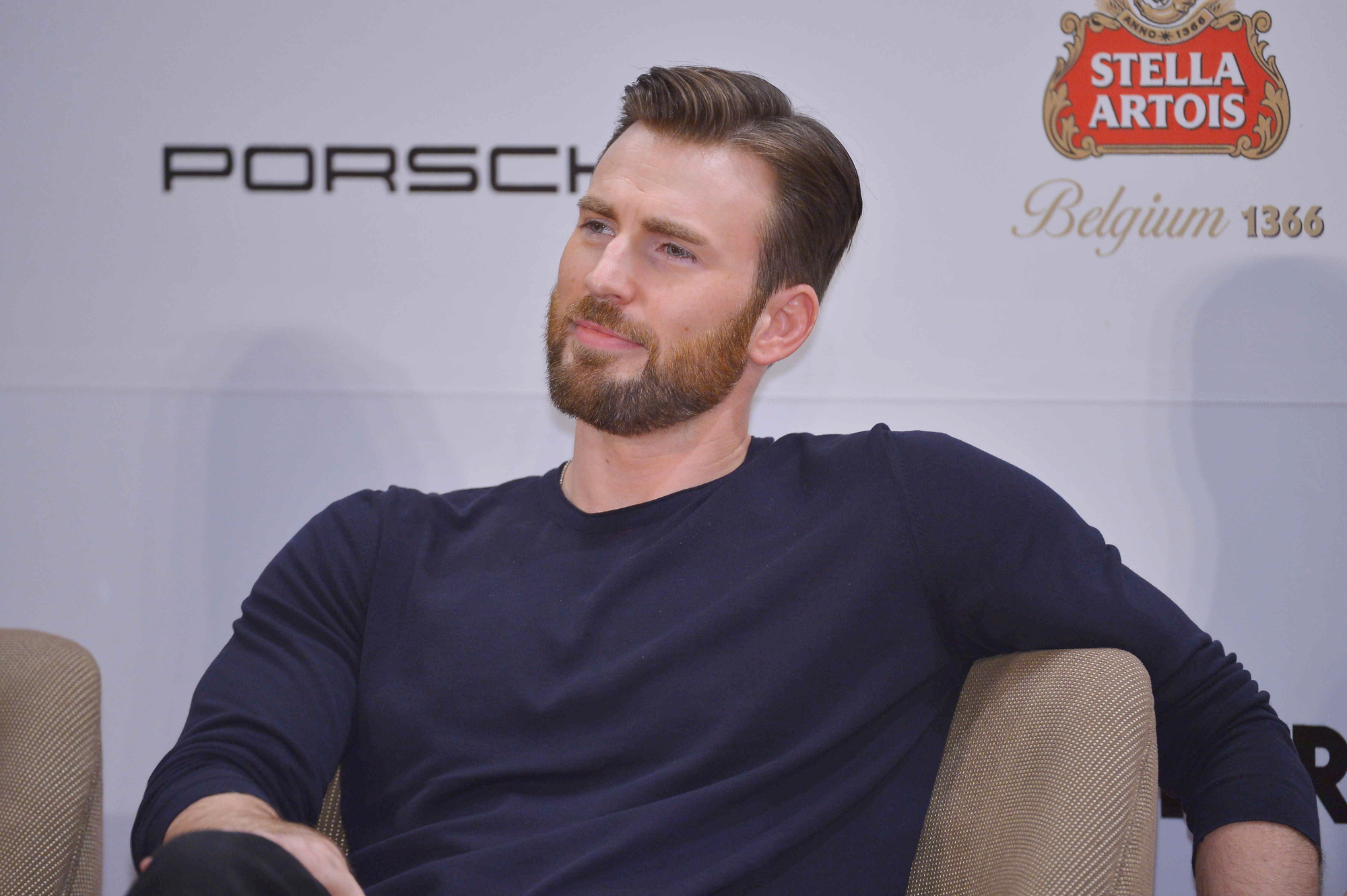 Крис Эванс рассказал, какой момент из фильма «Мстители: Финал» растрогал его больше всего