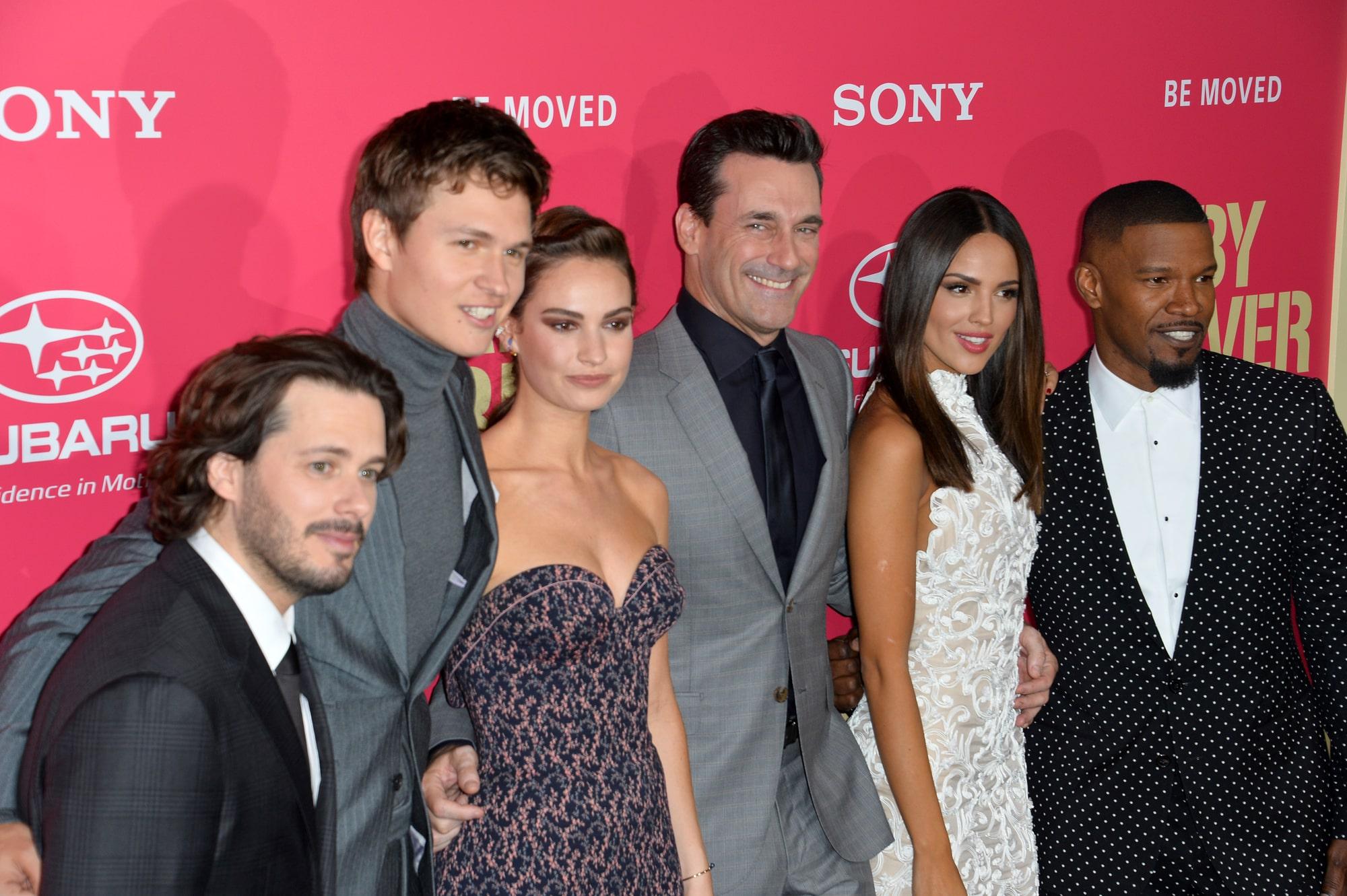 Режиссер и сценарист Эдгар Райт заявил, что закончил работу над сценарием второй части «Малыша на драйве»