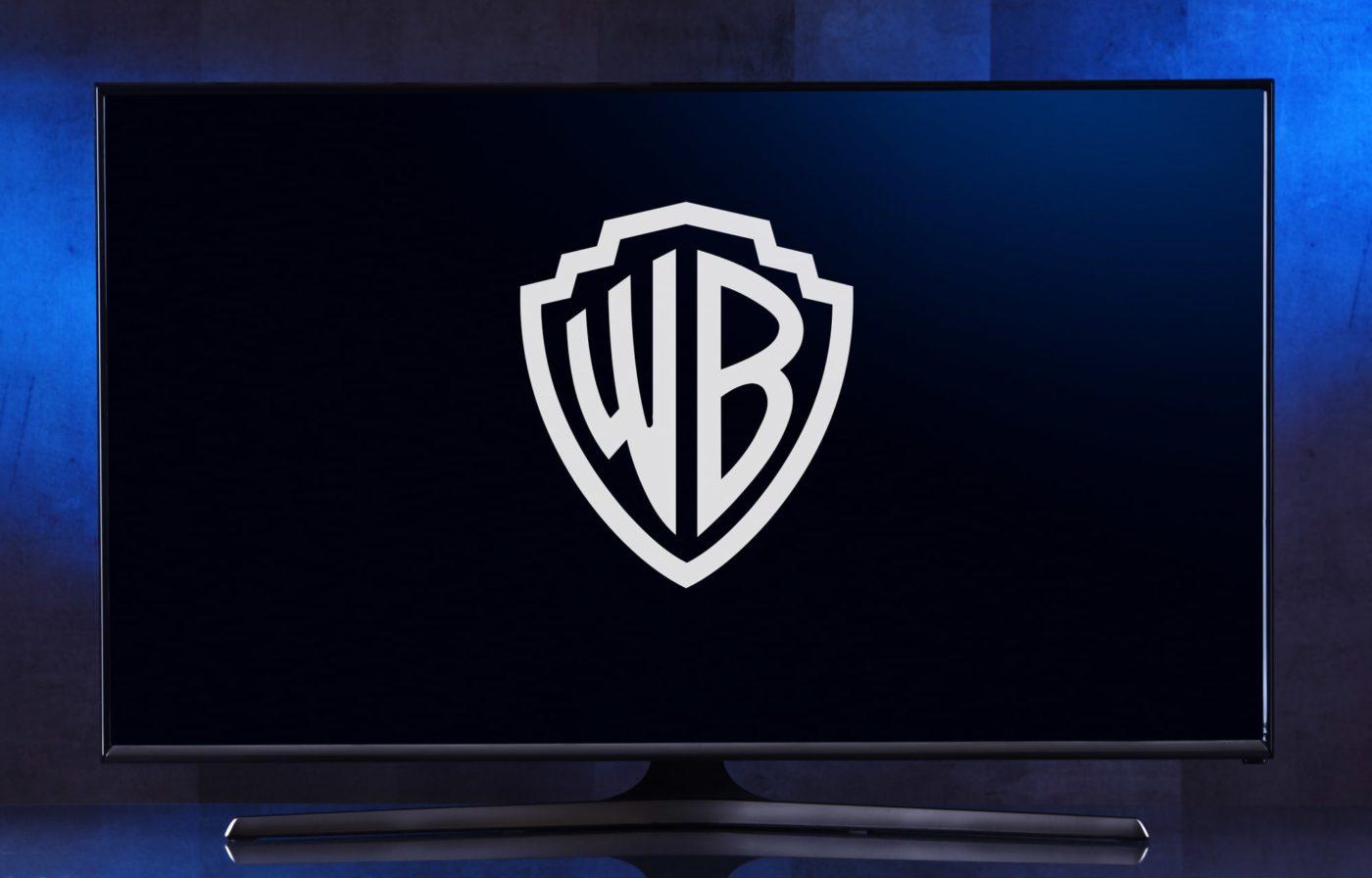 Редизайн логотипа Warner Bros.