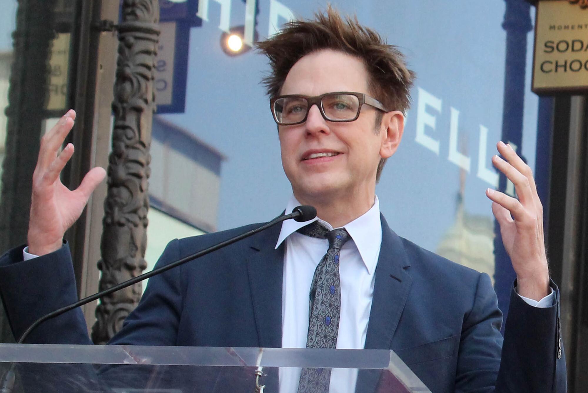 Джеймс Ганн заявил, что работа над фильмом «Отряд самоубийц 2» скоро будет завершена
