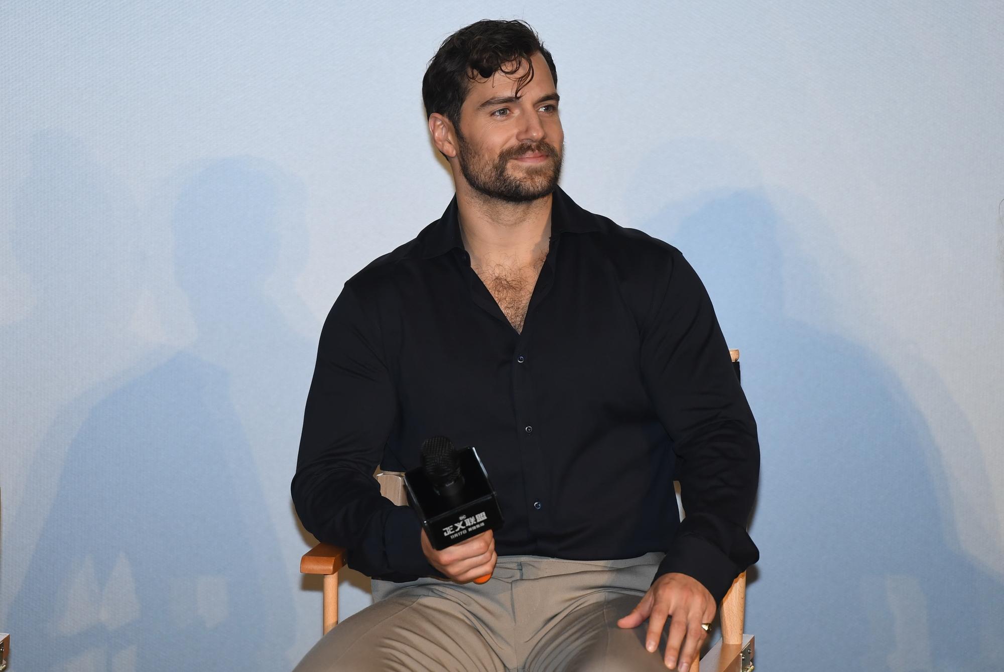 Генри Кавилл не появится в «Шазам! 2» в роли Супермена