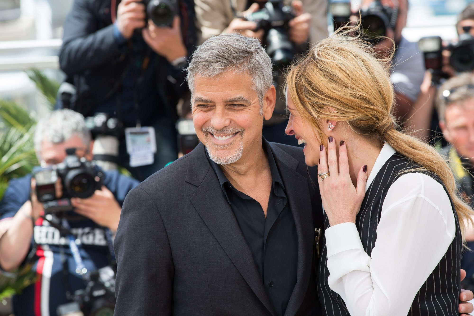 Джордж Клуни и Джулия Робертс снимутся вместе в новом фильме
