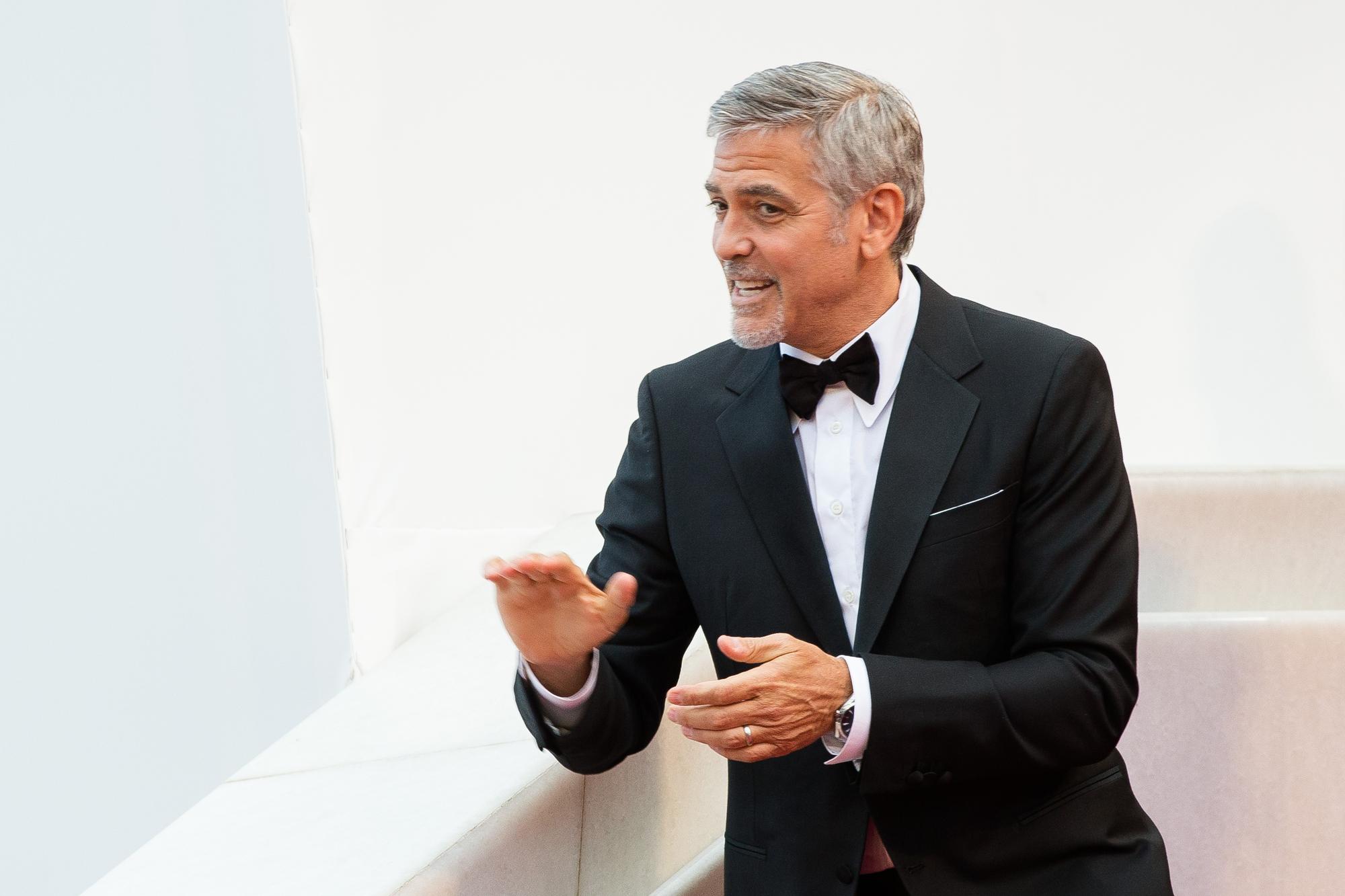 Джордж Клуни рассказал, почему взял перерыв в съемках на четыре года