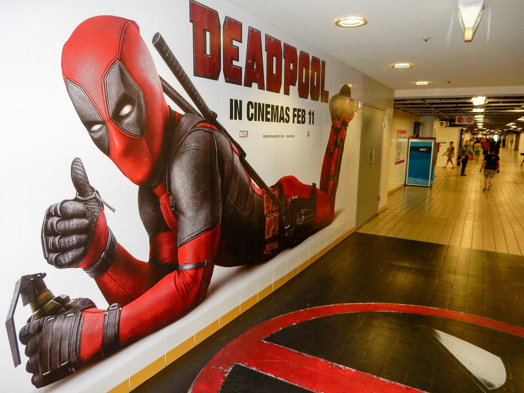 Кевин Файги заявил, что «Дэдпул» будет единственным проектом Marvel с рейтингом R