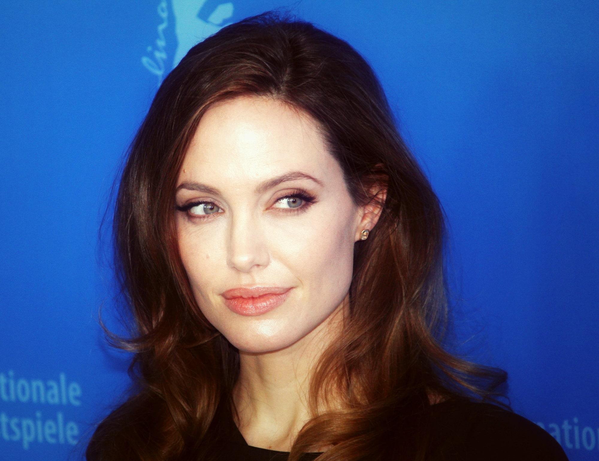 Анджелина Джоли рассказала, почему согласилась сняться в фильме «Вечные»