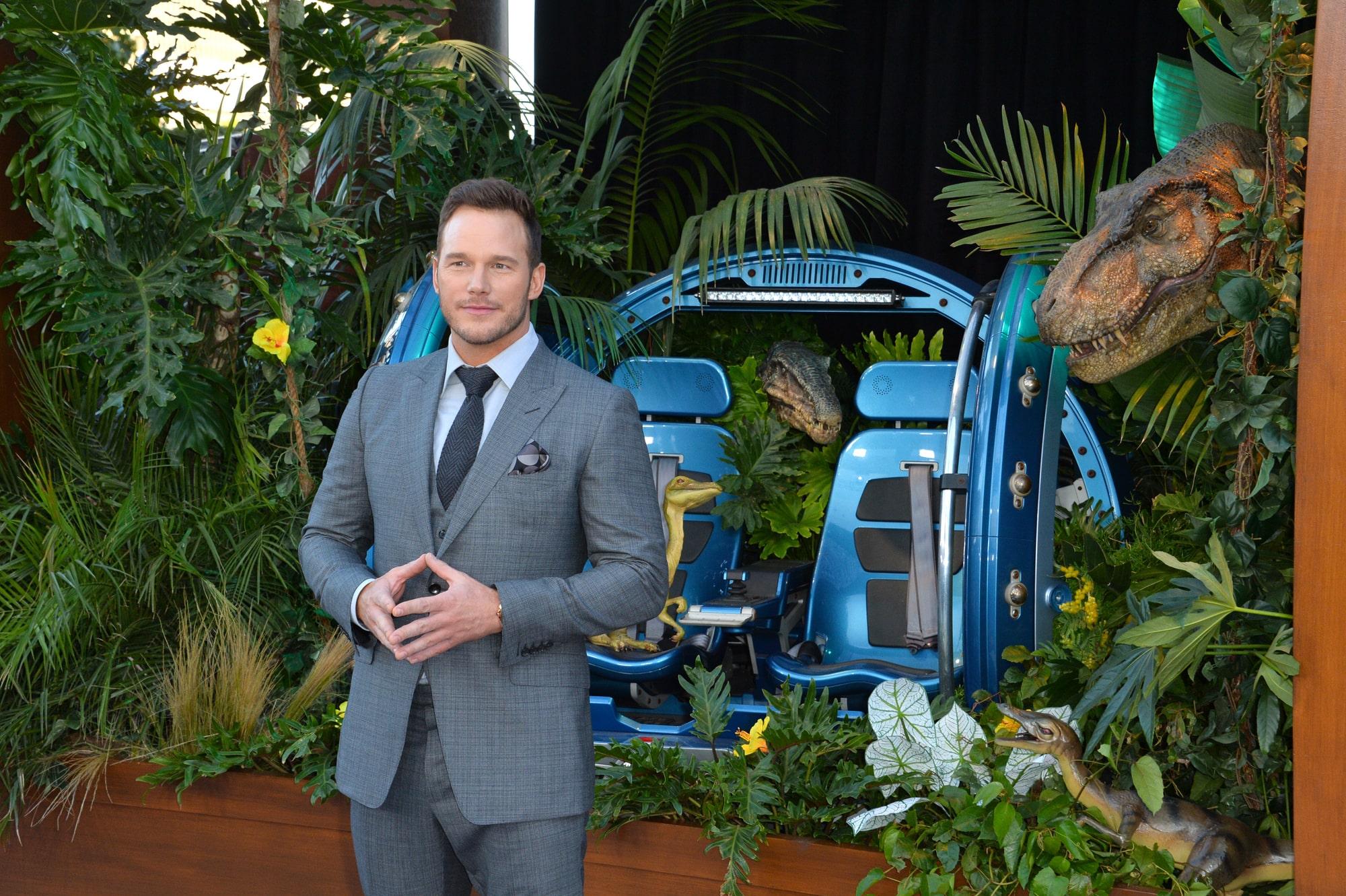 Крис Прэтт и Тейлор Китч снимутся в триллере The Terminal List