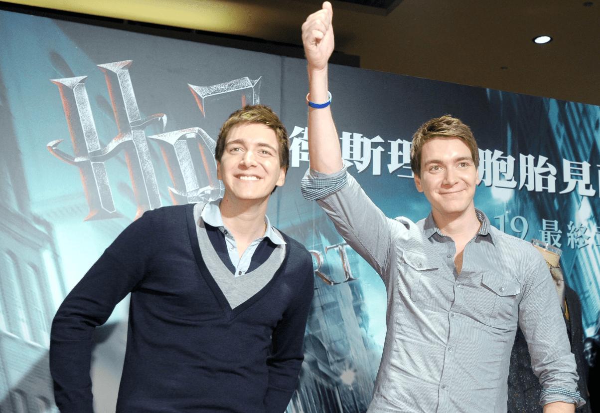 Близнецы Оливер и Джеймс Фелпс рассказали, как узнали, кто какую роль исполнит в «Гарри Поттере»
