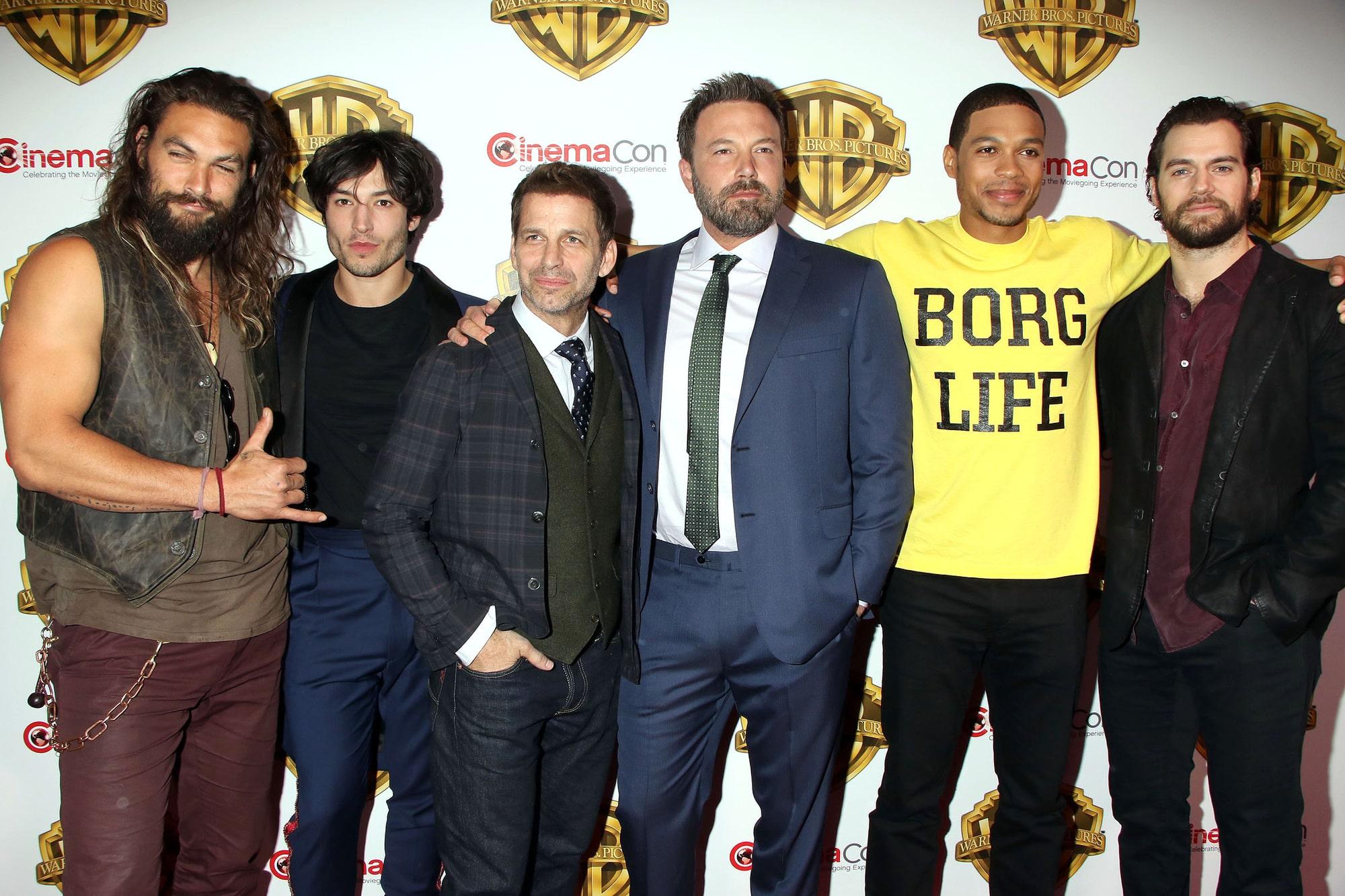 Зак Снайдер объявил дату выхода трейлера фильма «Лига справедливости»