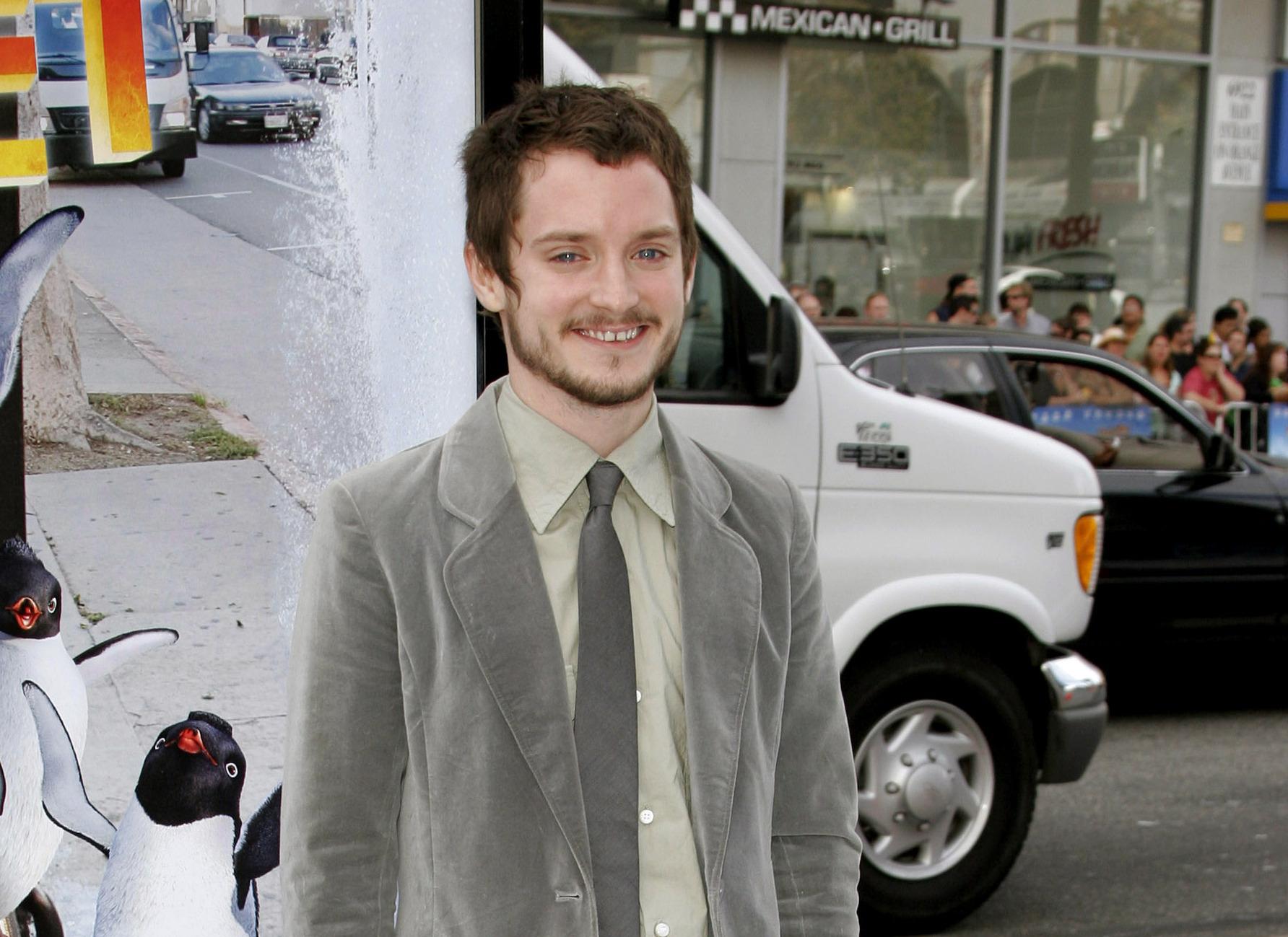 Элайджа Вуд не против сыграть Фродо в сериале по мотивам «Властелина колец»