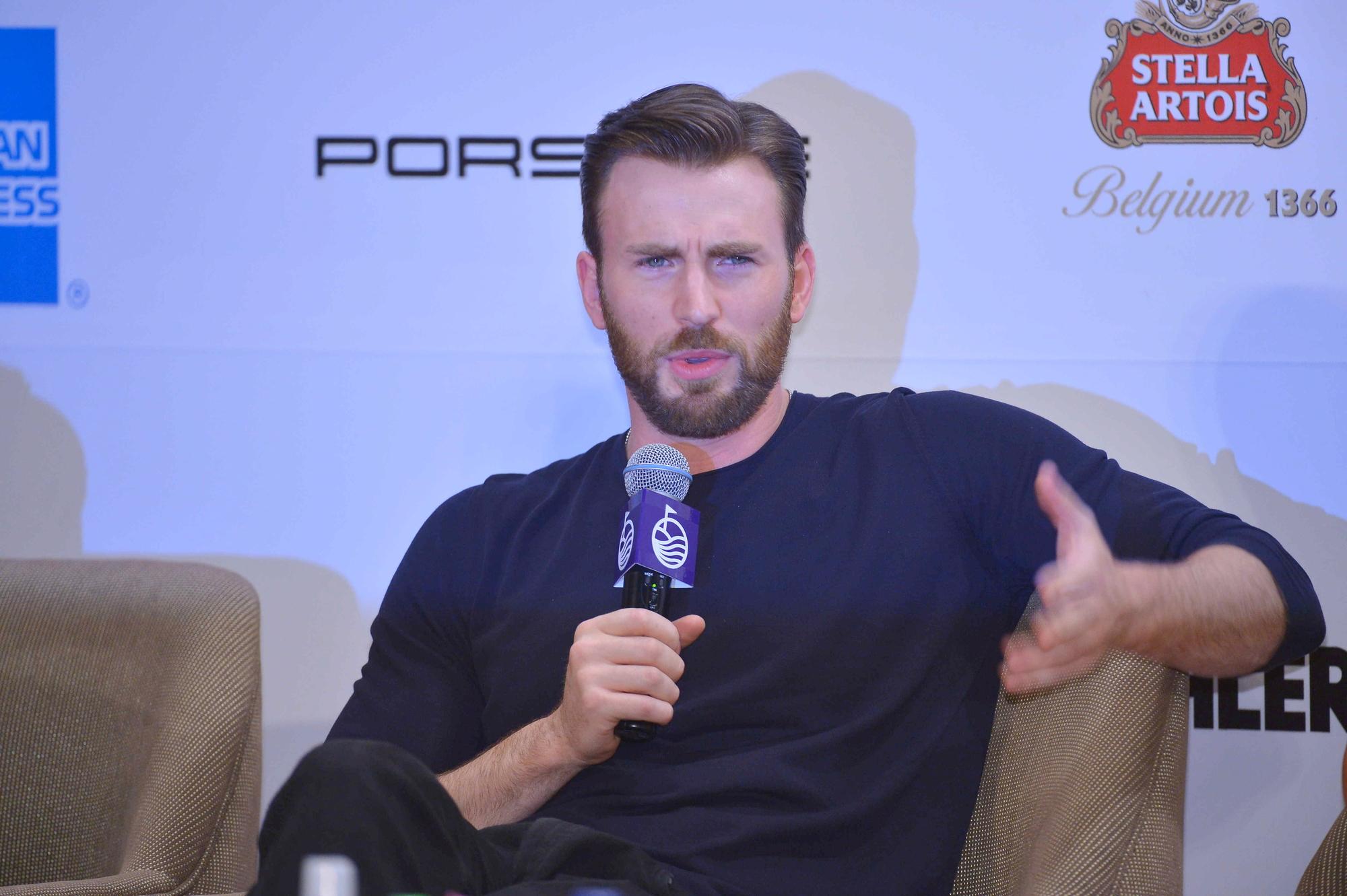 Крис Эванс рассказал, какого Мстителя он хотел бы сыграть, кроме Капитана Америки