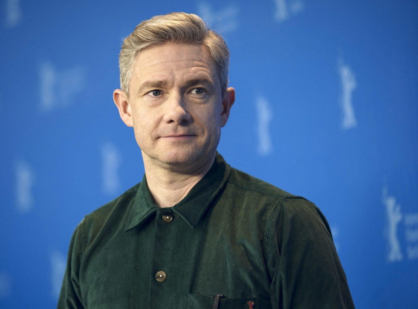 Мартин Фримен