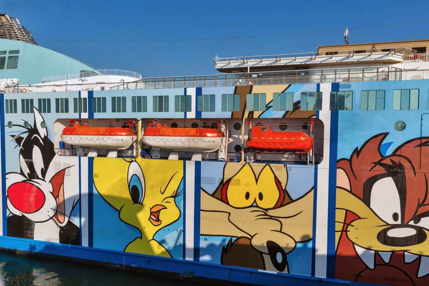 Персонажи Looney Tunes