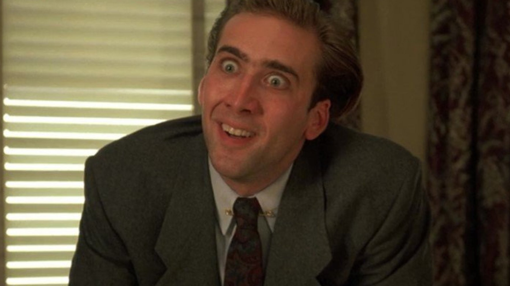 Нервный Макконахи и безумный Кейдж: 5 сцен из фильмов, которые превратились в мемы