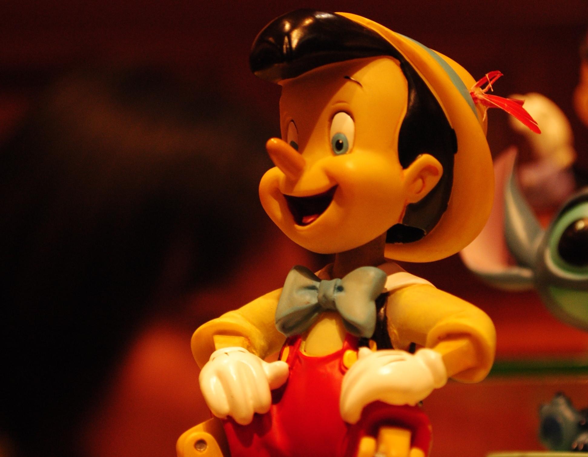 Студия Disney утвердила актерский состав ремейка «Пиноккио»