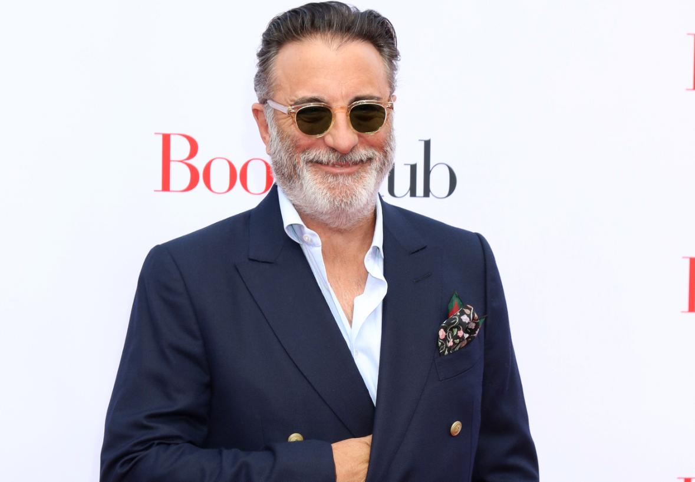 Энди Гарсиа исполнит роль отца в ремейке комедии «Отец невесты»