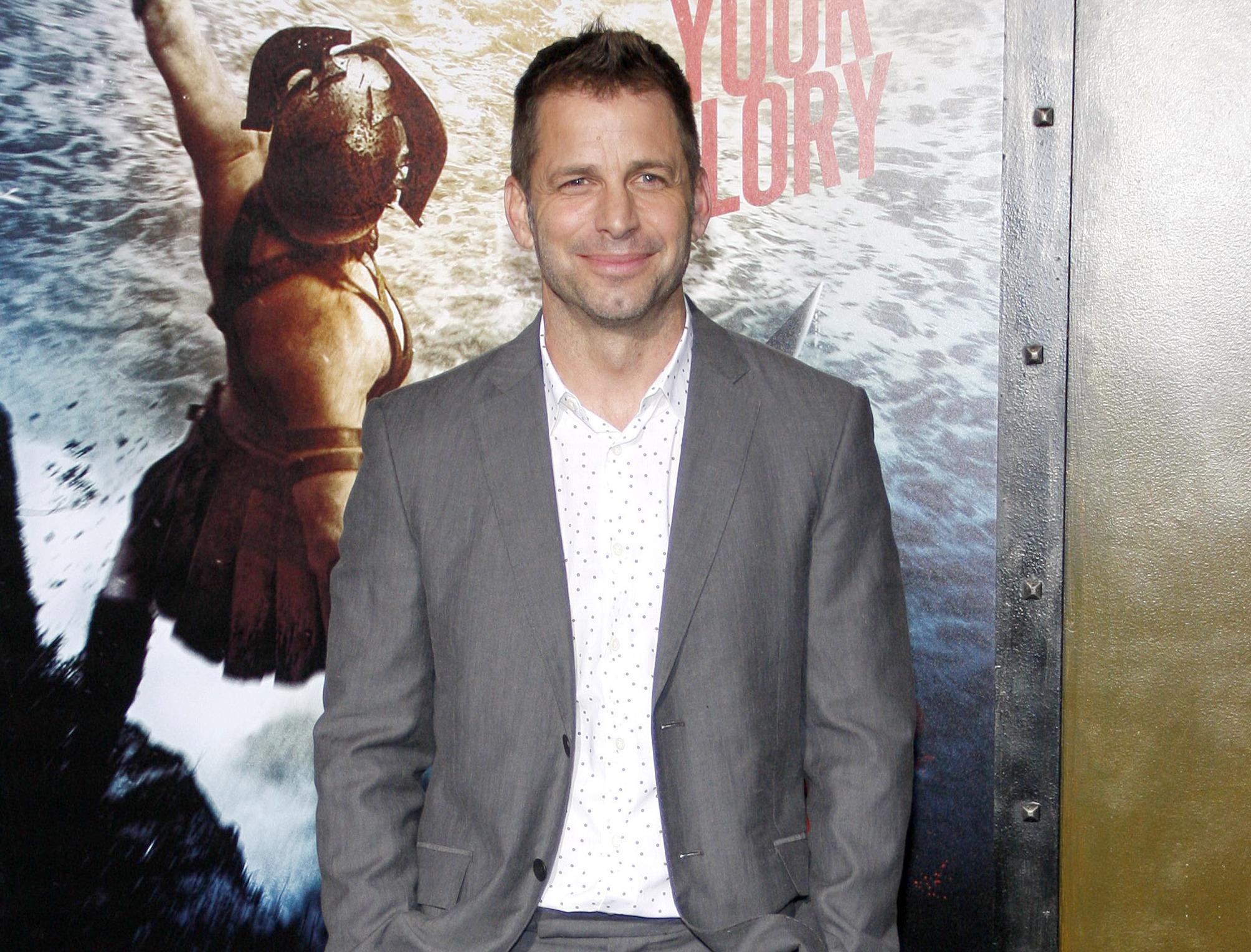 Зак Снайдер: «Никогда не буду снимать фильмы в угоду поп-культуре»