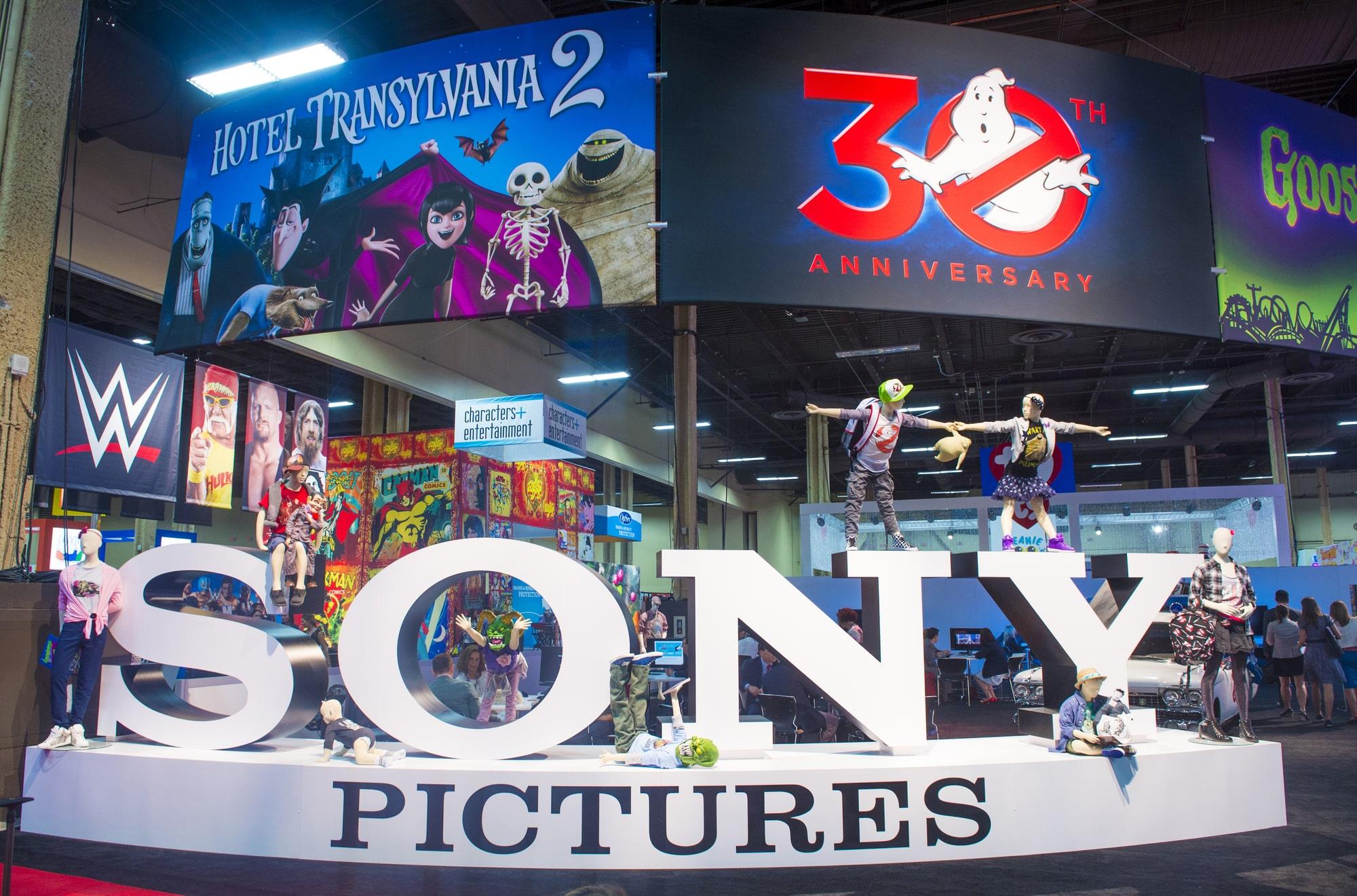 Студия Sony Pictures Animation снимет мультфильм о певицах, охотящихся на демонов