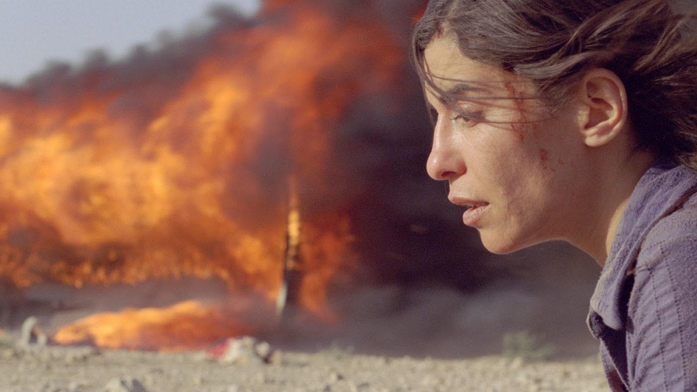 Кадр из фильма «Пожары»
