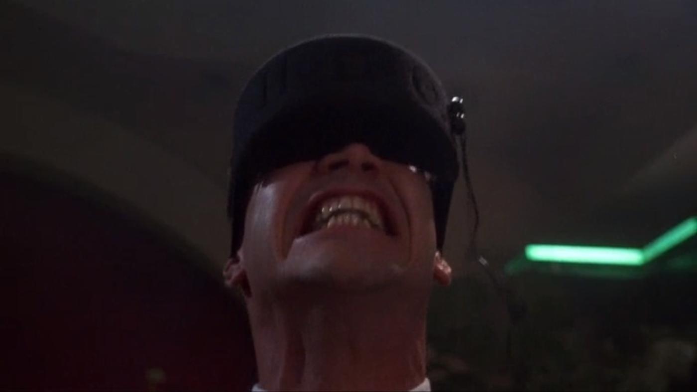 «Джонни-мнемоник», 1995
