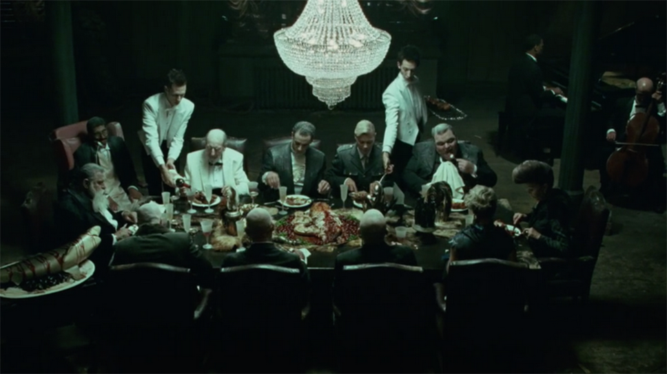 Кадр из фильма «Этажом выше»